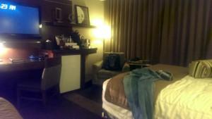 ARIA Deluxe City View Dim Room