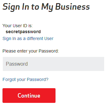 Verizon Login Plaintext Password Bug 04